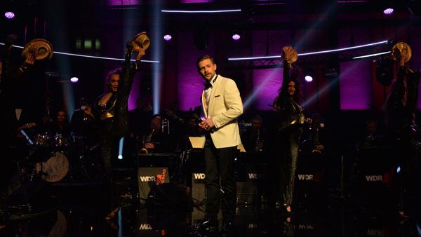 Klaas Heufer-Umlauf wird in diesem Jahr erneut die Show moderieren. ©1LIVE /Alyssa Meister