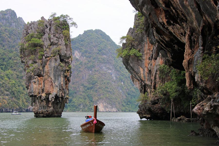 Einmal eintauchen in die mystische Welt Asiens
