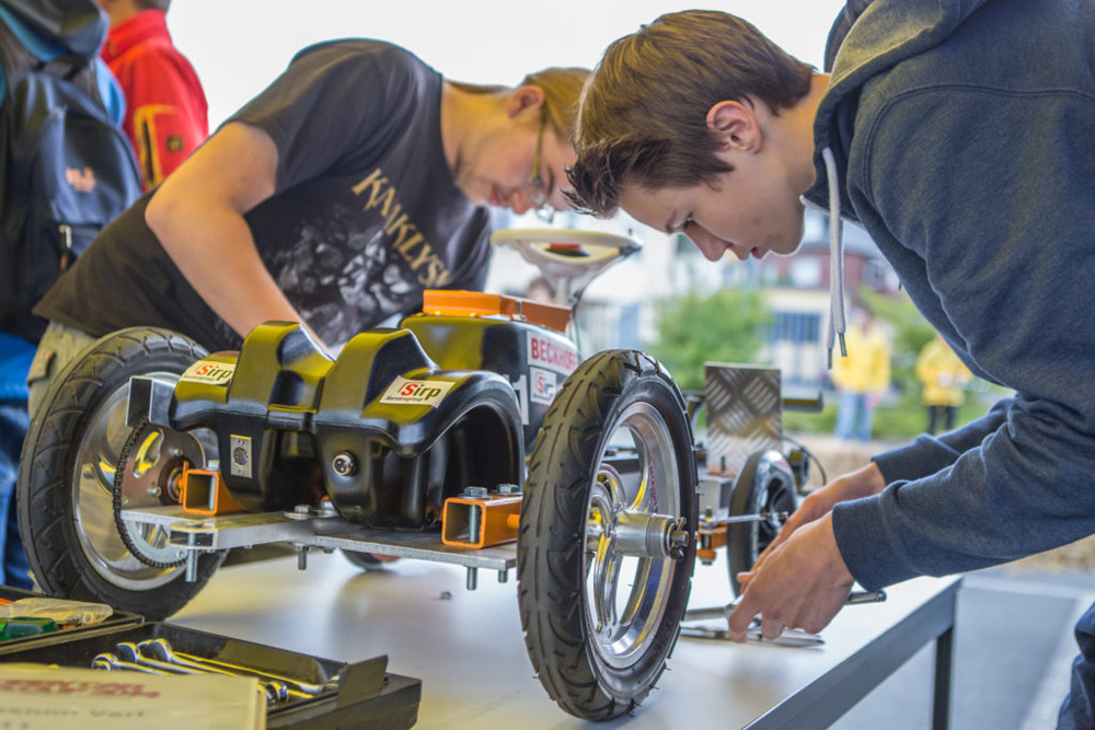 "Das internationale Erfinderfestival ""Maker Faire"" kommt nach OWL!"