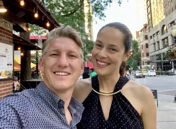 Bastian Schweinsteiger und Ana Schweinsteiger-Ivanović sind neue Markenbotschafter