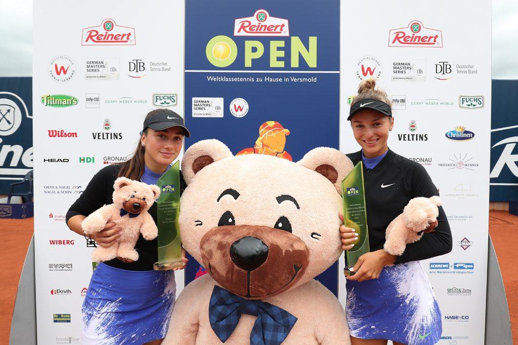 Nina Stojanovic ist Reinert Open-Siegerin 2019