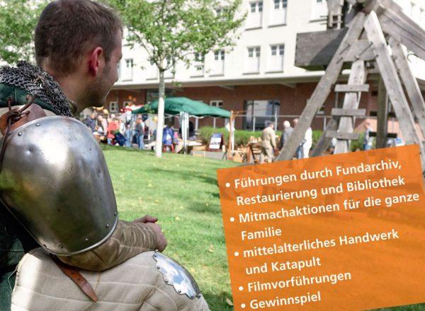 Archäologische Entdeckungstouren in ganz Westfalen