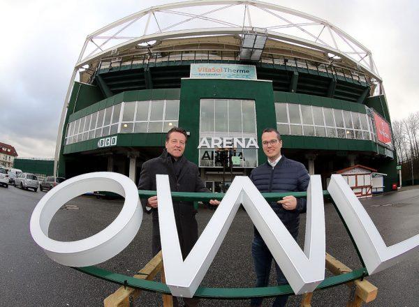 Gerry Weber Stadion wird ab sofort zur OWL ARENA