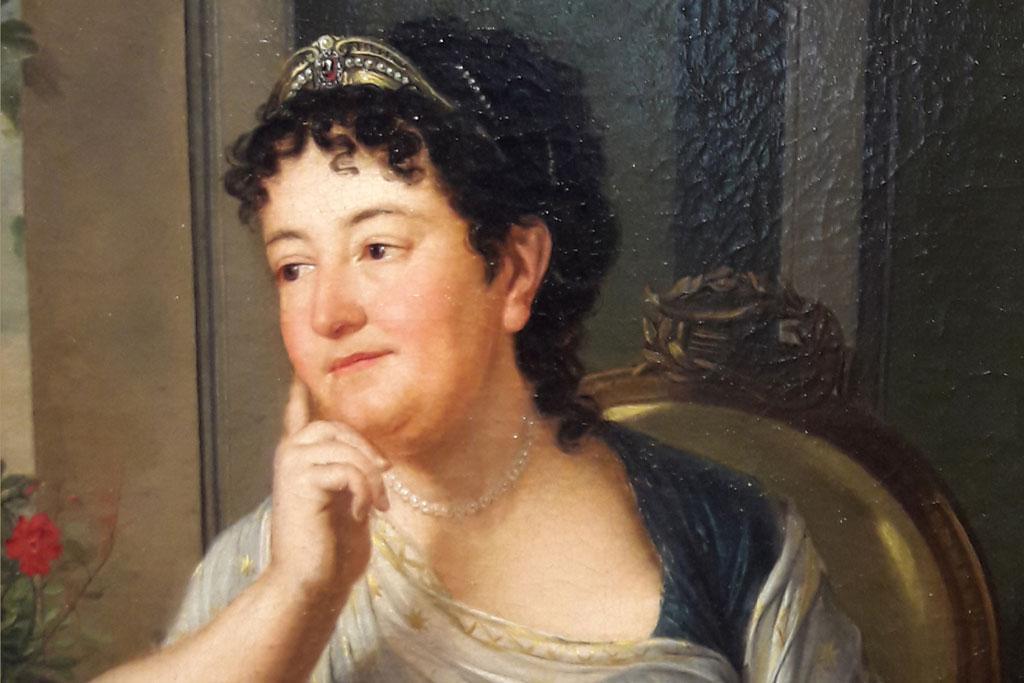 Pauline Fürstin zur Lippe, Porträt