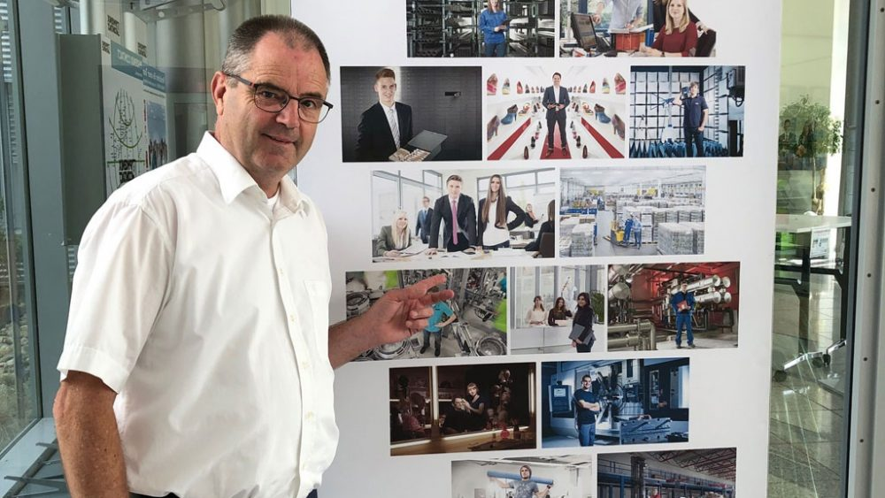 Geschäftsführer Michael Wennemann