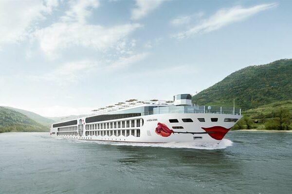 Reederei gibt Namen des E-Motion Ships bekannt – Rhein-Neubau wird A-ROSA SENA heißen